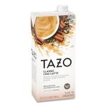 Tazo Tea Concentrate, Classic Chai Latte, 32 oz Tetra Pak, 6/Carton Product Image