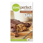 ZonePerfect Nutrition Bars, Chocolate Peanut Butter, 1.76 oz Individually Wrapped, 12/Box Product Image