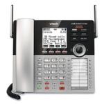 Vtech CM18445 Four-Line Business System Cordless Phone, Silver/Black Product Image