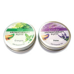 Zorbitz Aromatherapy Fidget Putty, Relaxing Lavender-Infused Purple and Energizing Mint-Infused Green, 2/Pack Product Image
