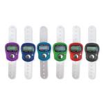 Zorbitz Fidget Counter, Assorted Colors Product Image