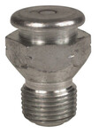 Alemite Button Head Fittings, Straight, 1 15/16 in, Male/Male, 3/8 in (NPTF) Product Image