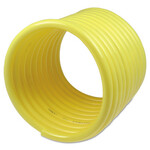 Coilhose Pneumatics Nylon Self-Storing Air Hoses, 3/8 in I.D., 50 ft, 3/8 in Swivel Fittings Product Image