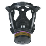 Honeywell Survivair Opti-Fit Tactical Gas Mask, Medium, 5-Point Strap Product Image