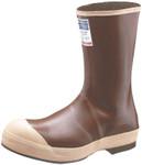 Honeywell Neoprene Steel Toe Boots, Size 12, 12 in H, Neoprene, Copper/Tan Product Image