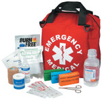 Honeywell First Responder Emergency Medical Kit, 25 Person, Nylon Product Image