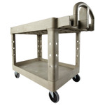 Newell Brands Utility Cart, 500 lb, 45-1/4 in D X 25-7/8 in W X 33-1/4 in H, Beige Product Image