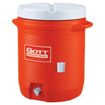 Newell Brands Water Coolers, 10 gal, Orange Product Image