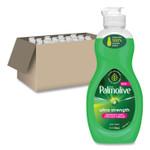 Ultra Palmolive Dishwashing Liquid, Fresh Scent, 8 oz Bottle, 16/Carton Product Image