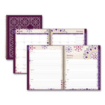 Blue Sky Stencil Cover Weekly/Monthly Planner, 11 x 8.5, Gili, 2022 Product Image
