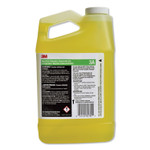 3M Neutral Cleaner Concentrate 3A, Fresh Scent, 0.5 gal Bottle, 4/Carton Product Image