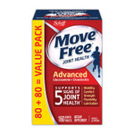 Move Free Advanced Joint Health Tablet, 160 Tablets Product Image
