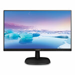 """Philips V-Line Full HD LCD Monitor23.8"""" Widescreen, IPS Panel, 1920 Pixels x 1080 Pixels Product Image"""