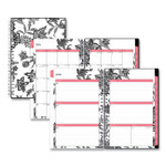 Blue Sky Academic Year CYO Weekly/Monthly Planner, 8 x 5, Analeis, 2021-2022 Product Image