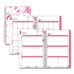 Blue Sky Breast Cancer Awareness Weekly/Monthly Planner, 8 x 5, Orchid, 2022 Product Image