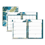 Blue Sky CYO Weekly/Monthly Planner, 11 x 8.5, Grenada, 2022 Product Image