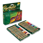 Crayola Portfolio Series Oil Pastels, Assorted, 24/Pack Product Image