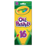 Crayola Oil Pastels,16-Color Set, Assorted, 16/Pack Product Image