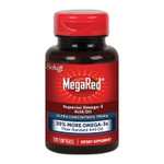 MegaRed Ultra Concentration Omega-3 Krill Oil Softgel, 120 Count Product Image