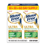 Move Free Ultra Faster Comfort Twin Pack, 60 Tablets Product Image