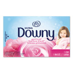 Downy Coin Vend Liquid Fabric Softener, Single-Use Packet, April Fresh, 156/Carton Product Image