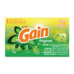 Gain Powder Laundry Detergent, Original Scent, 1.8 oz Box, 156 Boxes/Carton Product Image