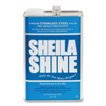 Sheila Shine Low VOC Stainless Steel Cleaner and Polish, 1 gal Can Product Image