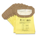Hoover Commercial Disposable Open Mouth Vacuum Bags, Allergen CB1, 10/Pack Product Image