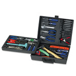 Great Neck 110-Piece Home/Office Tool Kit, Drop Forged Steel Tools, Black Plastic Case Product Image