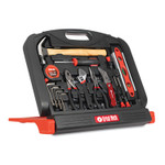 Great Neck 48-Tool Set in Blow-Molded Case, Black Product Image