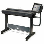 """HP HD Pro 42"""" Large-Format Scanner, Scans Up to 42"""" x 1204"""", 1200 dpi Optical Resolution Product Image"""