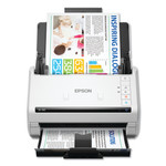Epson DS-530 Color Document Scanner, 300 dpi Optical Resolution, 50-Sheet Duplex Auto Document Feeder Product Image