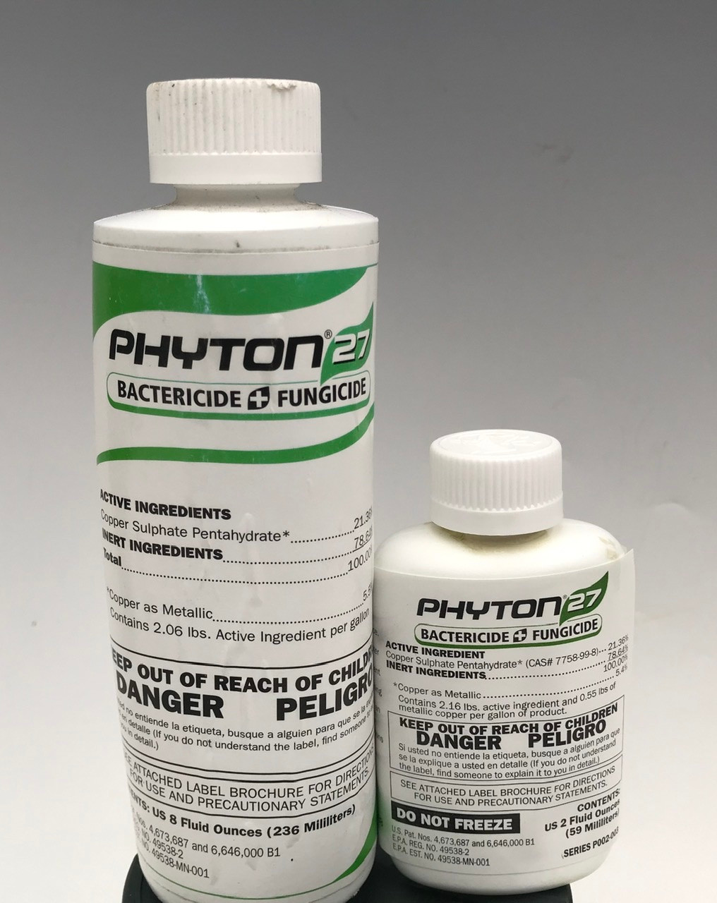 Bactericide & Fungicide Phyton 27