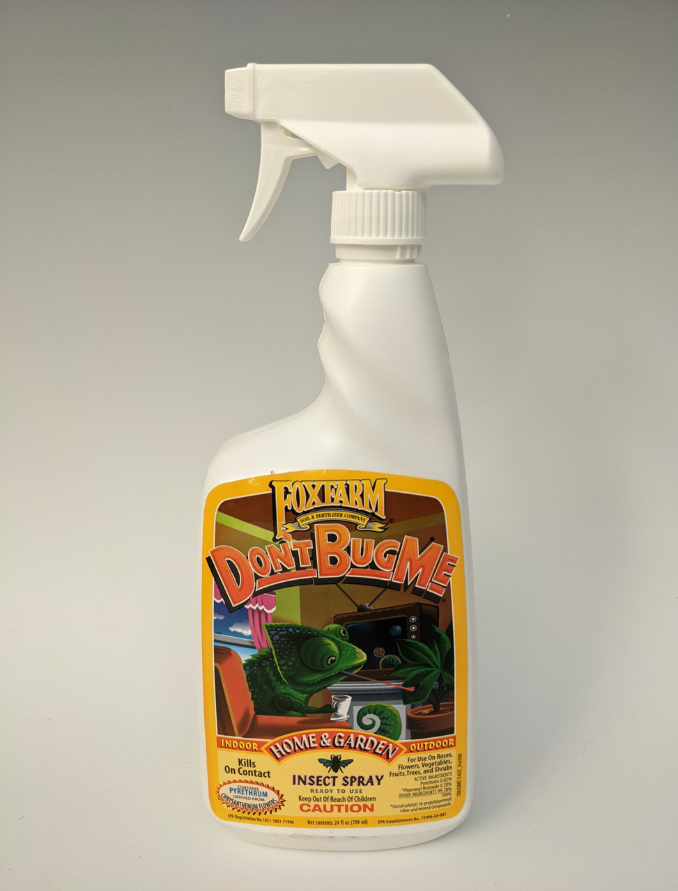 Don't Bug Me - Pyrethrum Insecticide Spray