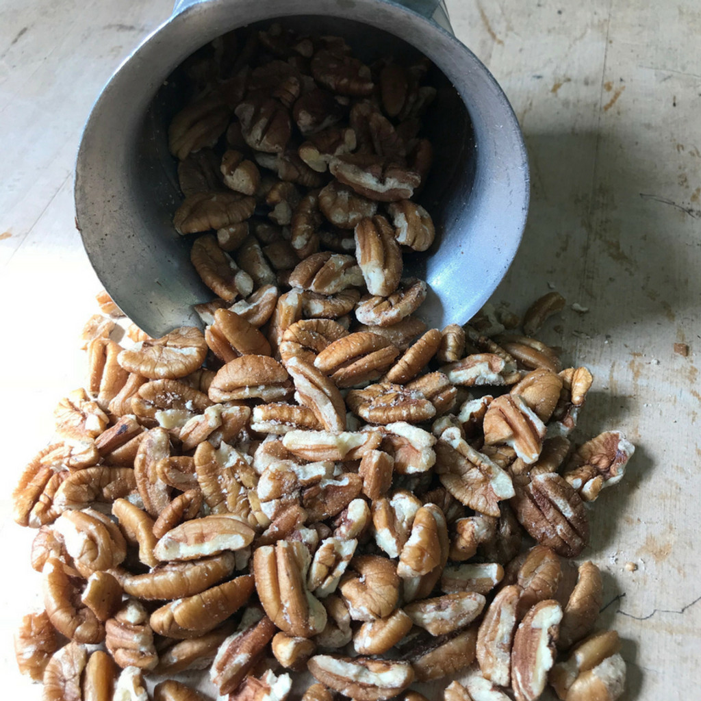 Koinonia Farm Pecan Pieces