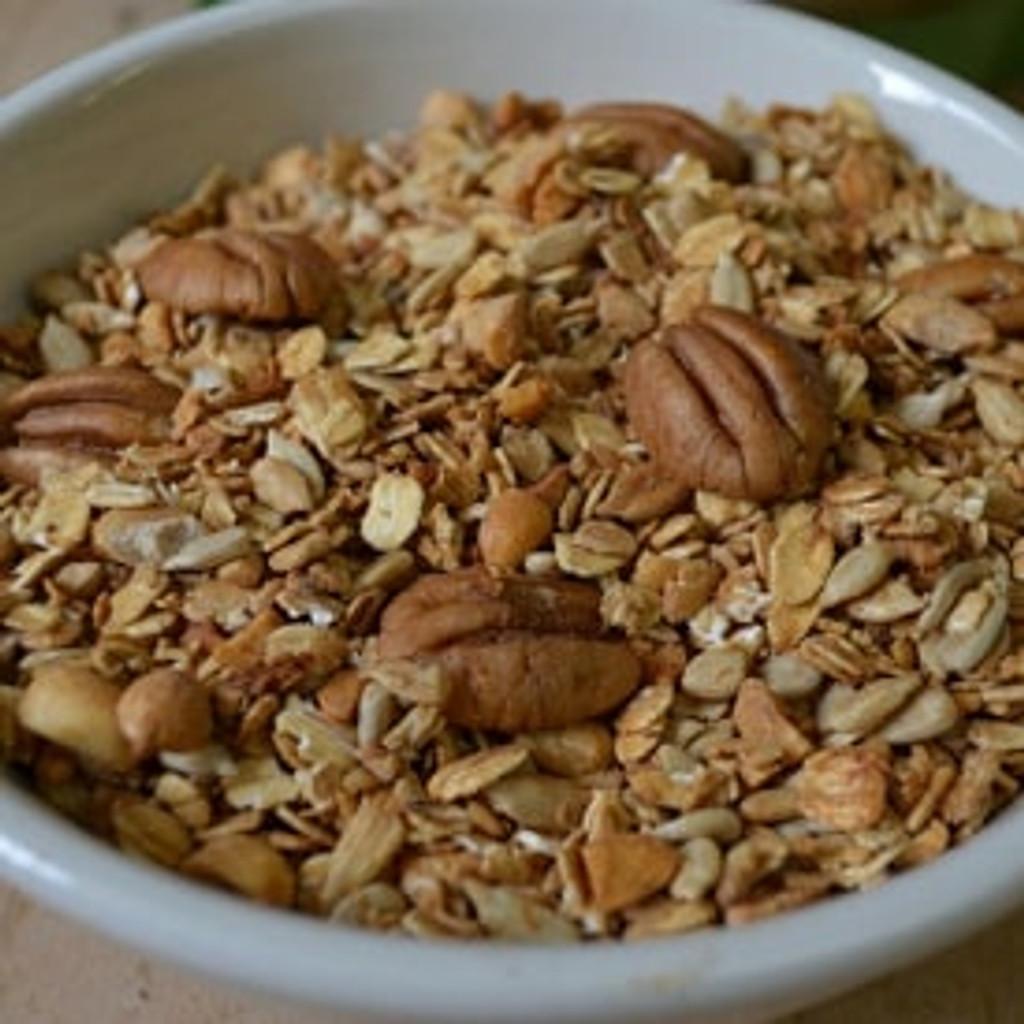 Koinonia Farm Handmade Oat Nut Granola Thumbnail