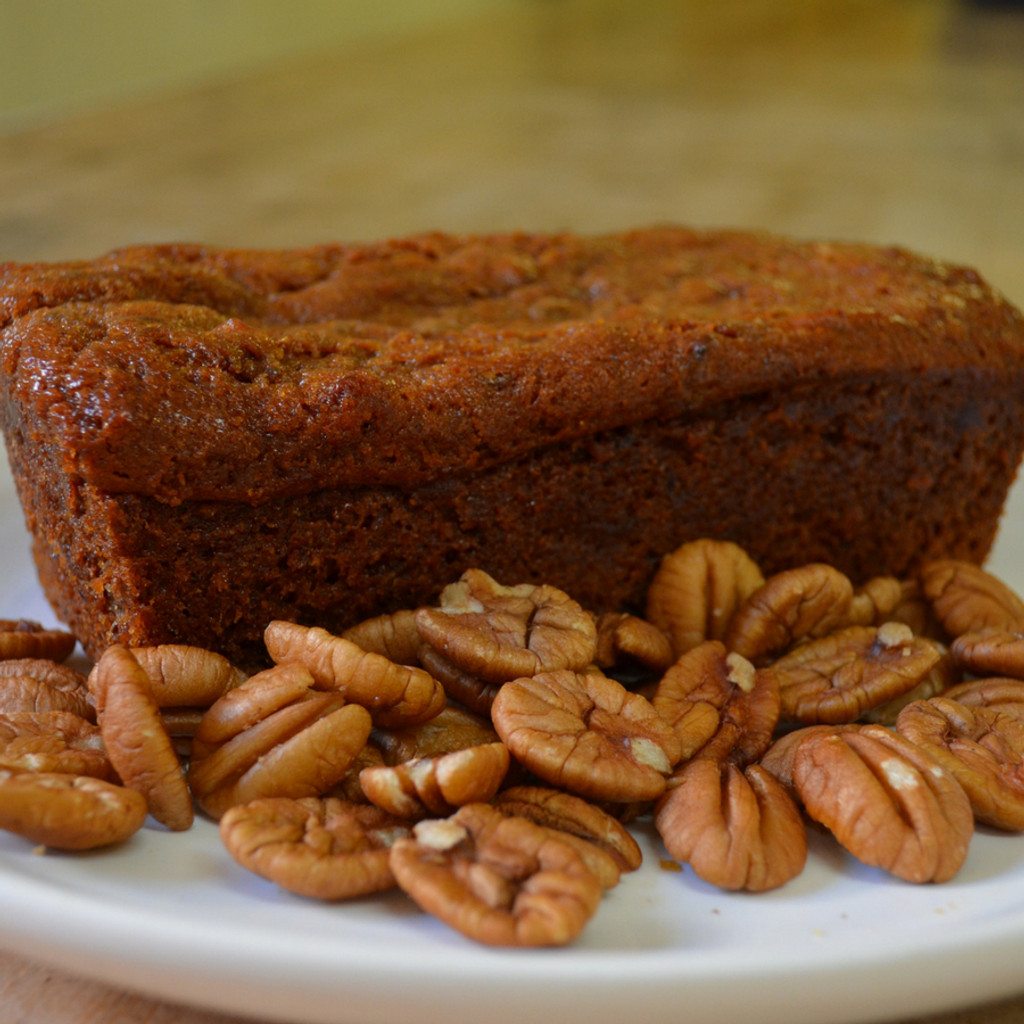 Koinonia Farm Homemade Date-Nut Bread
