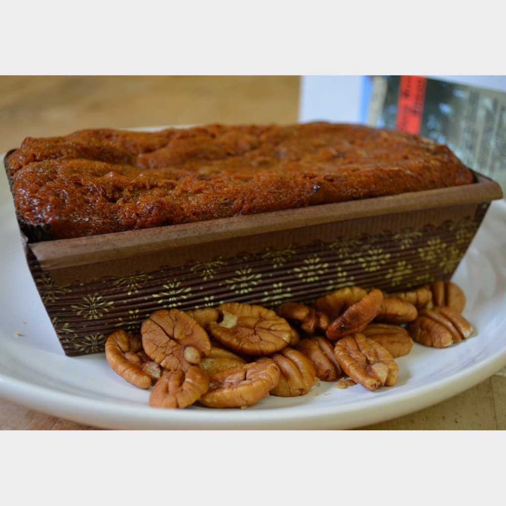 Koinonia Farm Homemade Date-Nut Bread Full Loaf