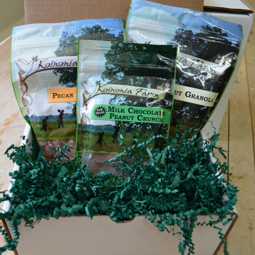 Koinonia Farm 3-Item Gift Box