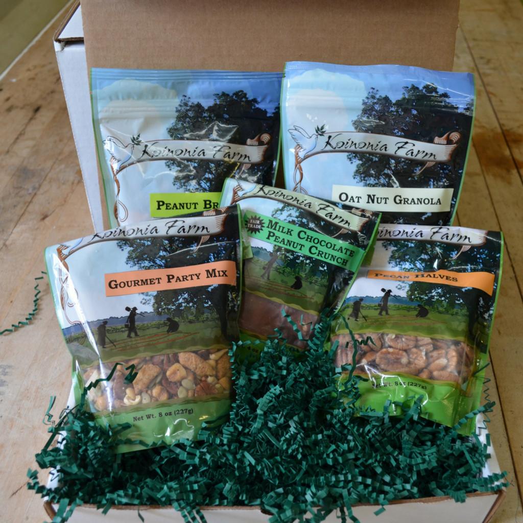 Koinonia Farm 5-Item Gift Box
