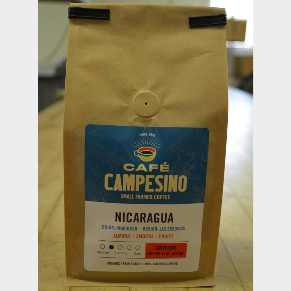 Koinonia Farm Fair Trade Coffee Nicaragua 1 lb Ground