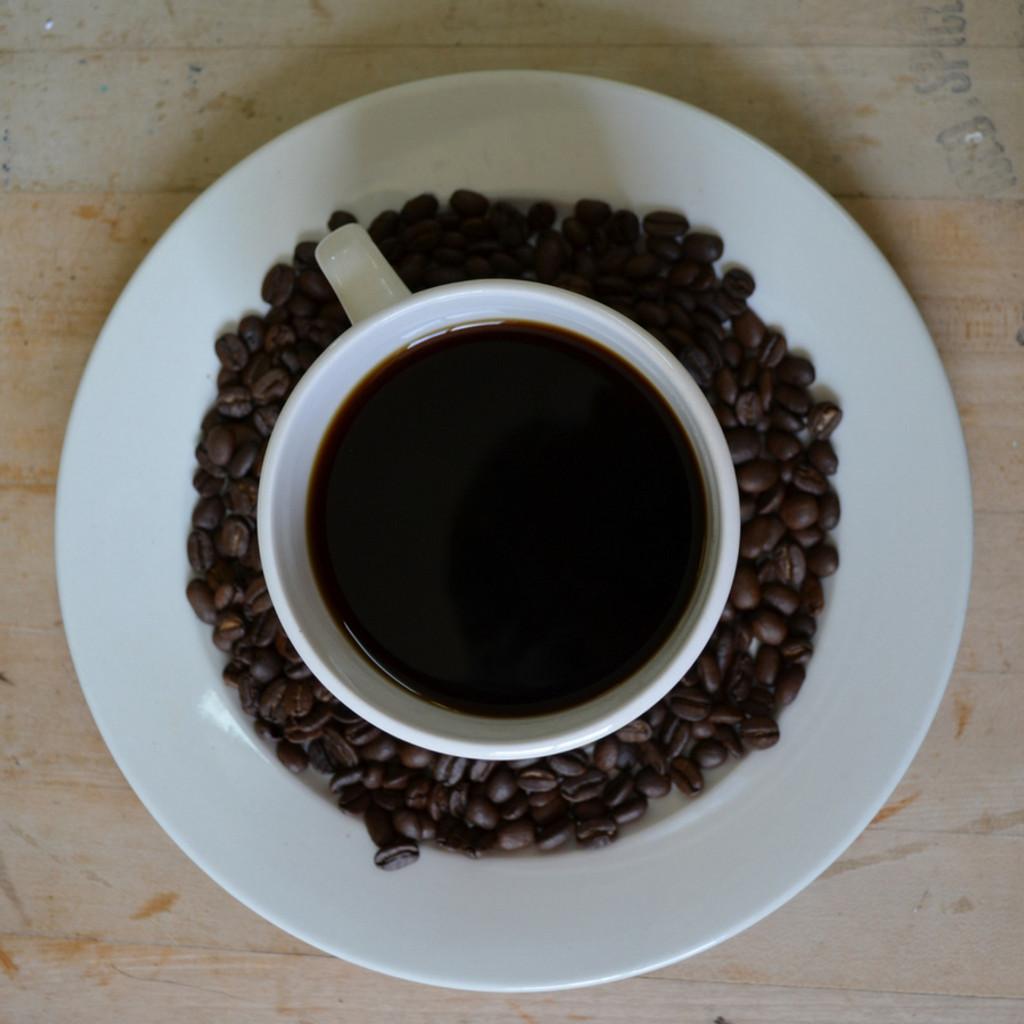 Koinonia Farm Fair Trade Coffee Mug and Beans