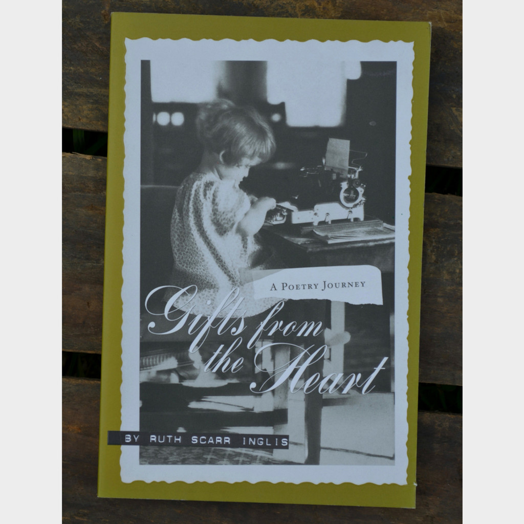 Gifts from the Heart by Ruth Scarr Inglis Paperback Front Cover