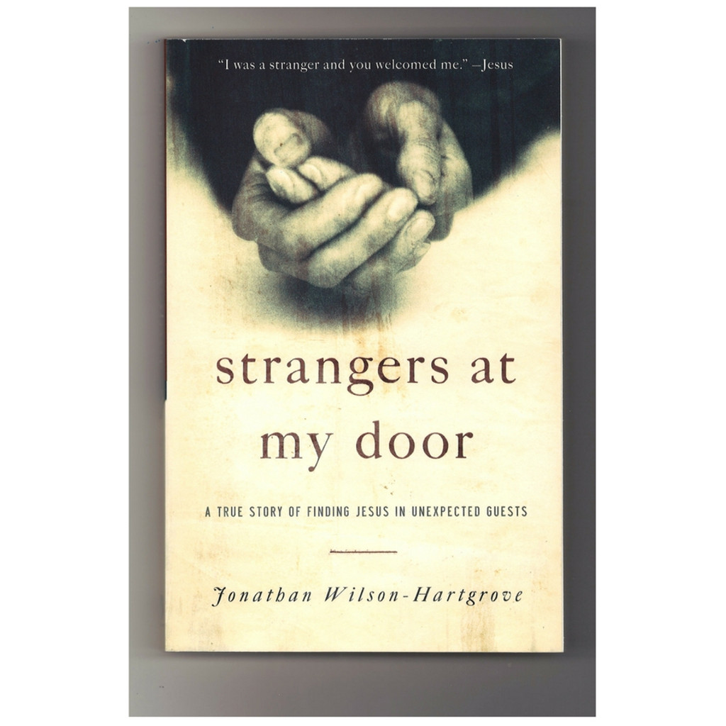 Strangers at My Door  by Jonathan Wilson-Hartgrove Paperback Front Cover