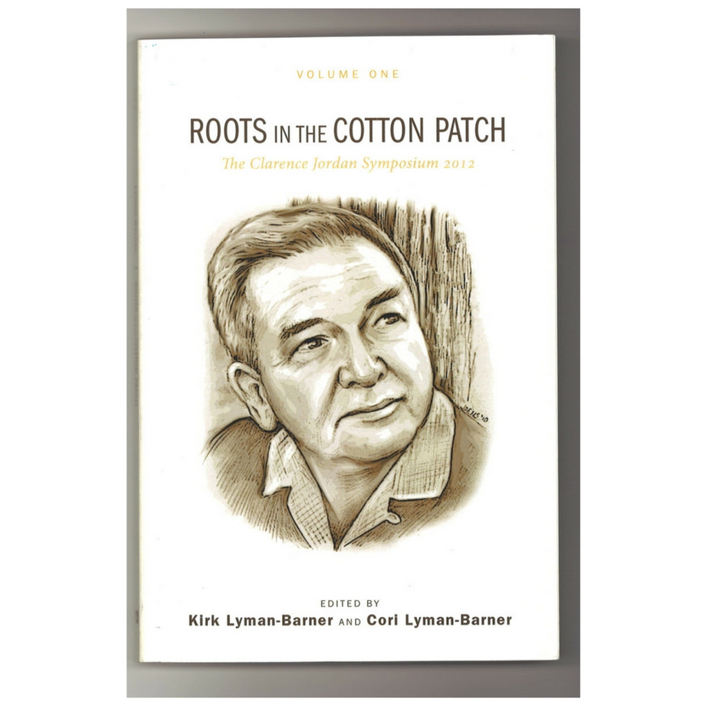 Roots in the Cotton Patch Paperback Front Cover