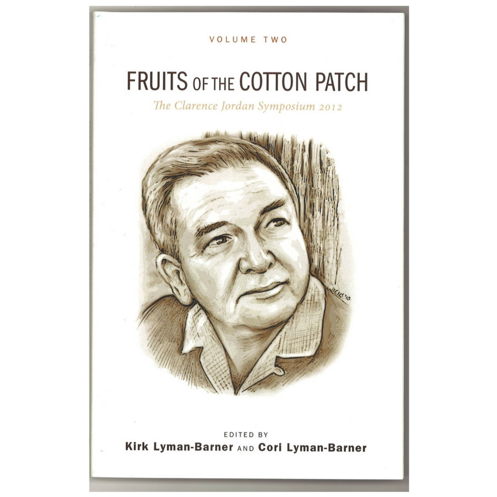 Fruits of the Cotton Patch Paperback Front Cover