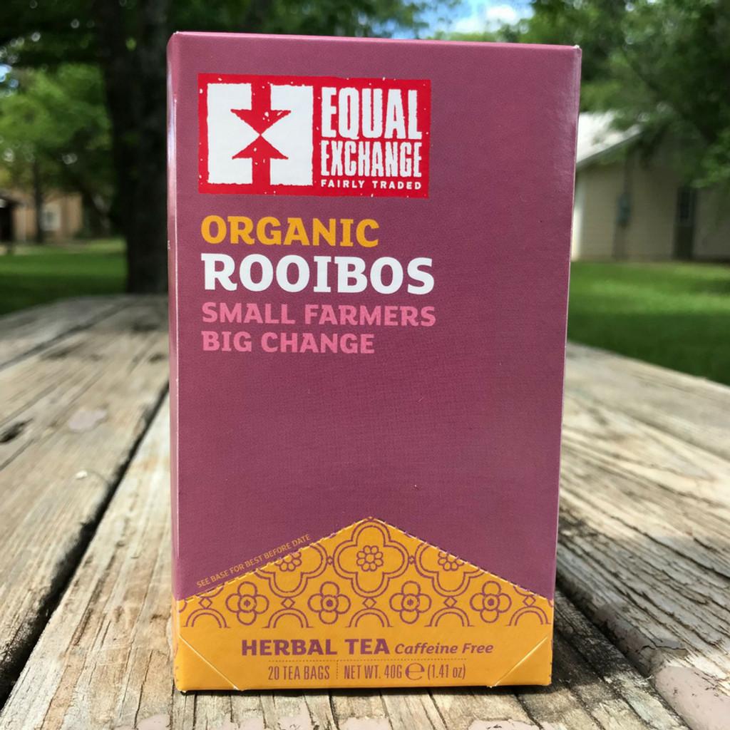 Organic Rooibos Tea by Equal Exchange
