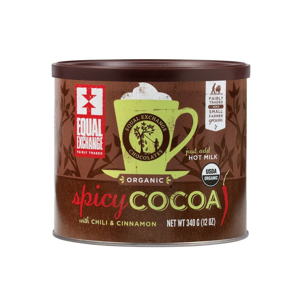 Fair Trade Organic Spicy Hot Cocoa by Equal Exchange
