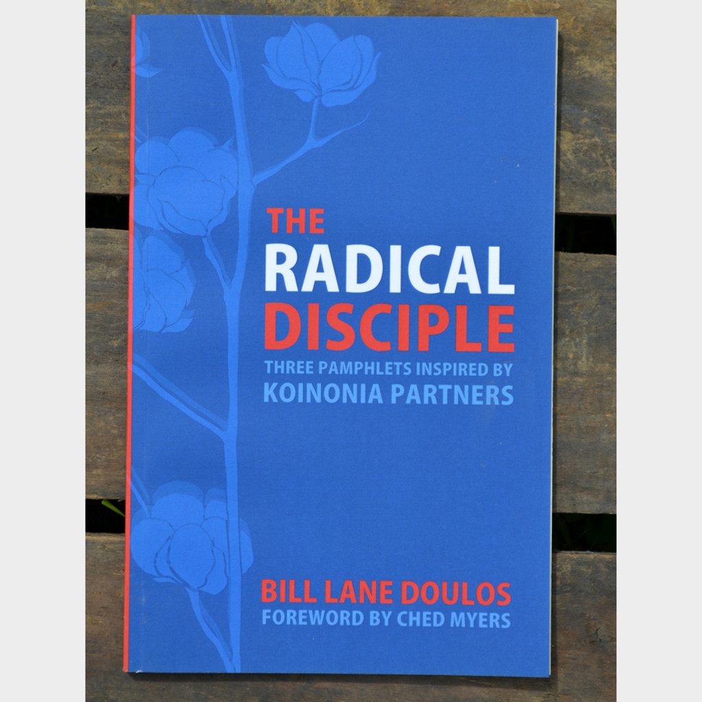 The Radical Disciple by Bill Lane Doulos Front Cover