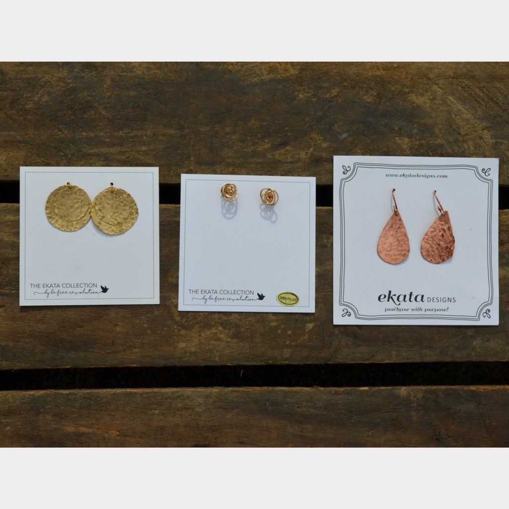 Ekata Designs Earrings